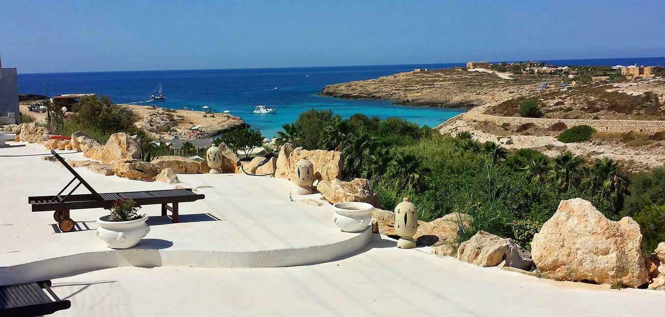 Appartamenti in Residence a Lampedusa a 20 metri dal mare